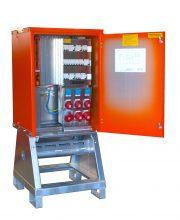 ZFSF Mätningscentraler 125A-160A