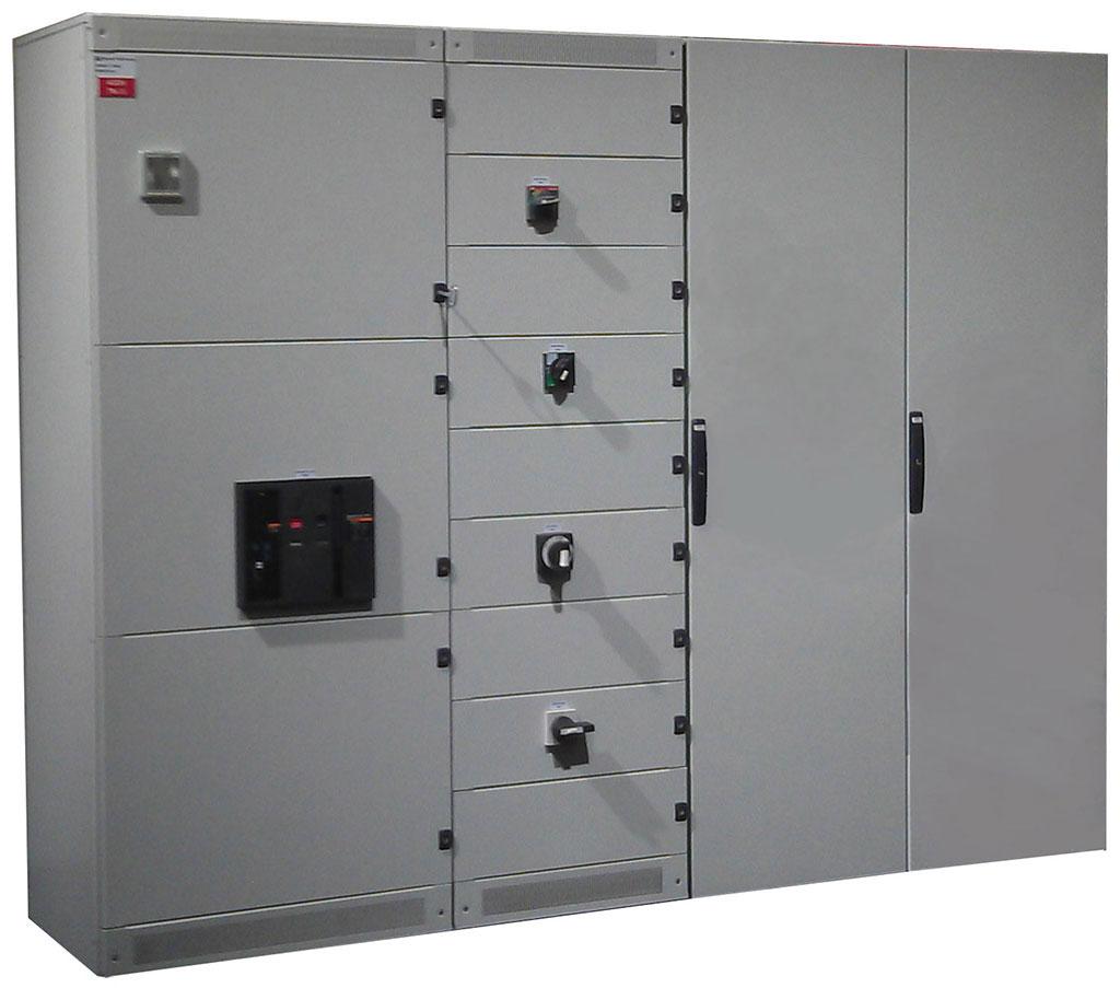 Apparatskåp-Centraler-Ställverk