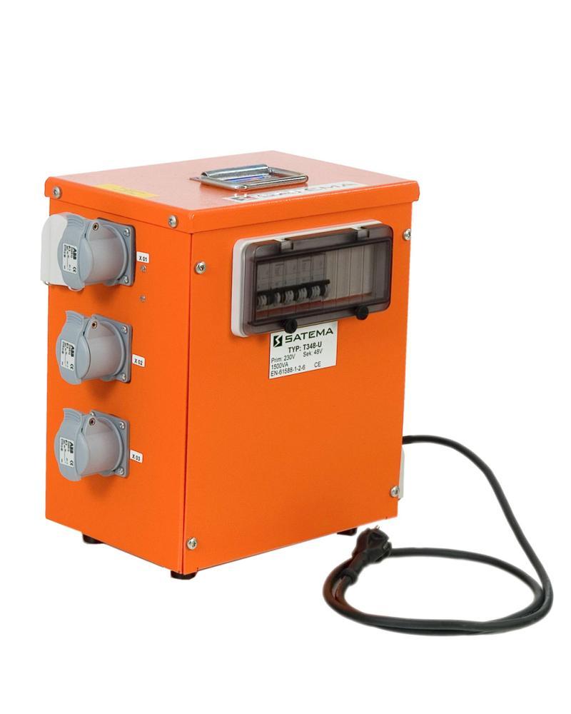 Belysningstransformator-T348-U