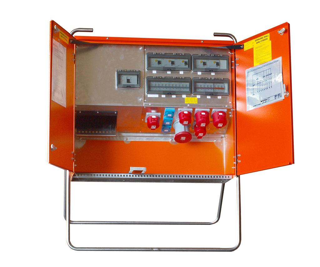Slutfordelningscentraler-SF100-3321-41-oppen