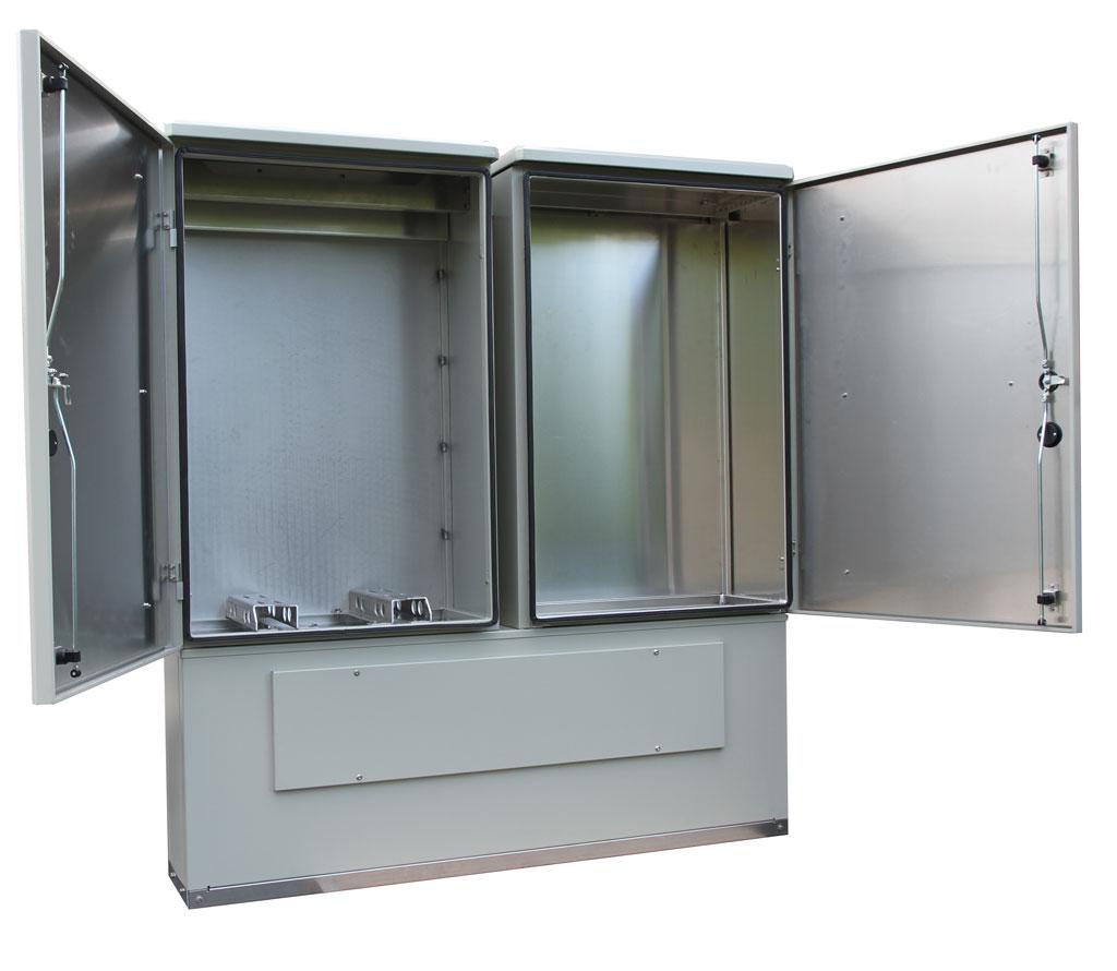 Transformatorskap-dubbel-och-enkeltvaggiga-aluminiumskap-1650x400x1200-oppen