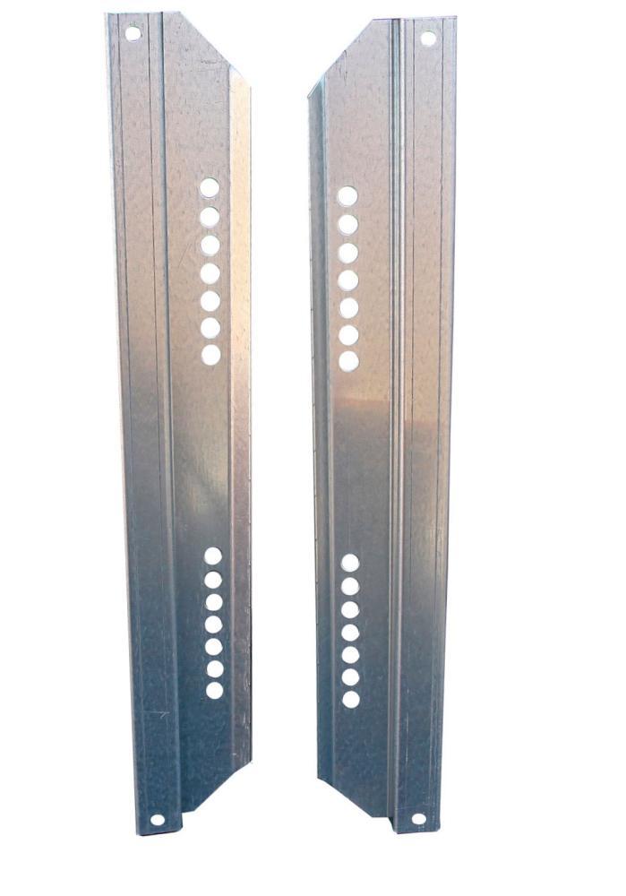 Stolpfaste-till-enkeltvaggiga-Aluminiumsskap-B600mm