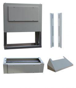 Tillbehör till aluminium-och transformatorskåp