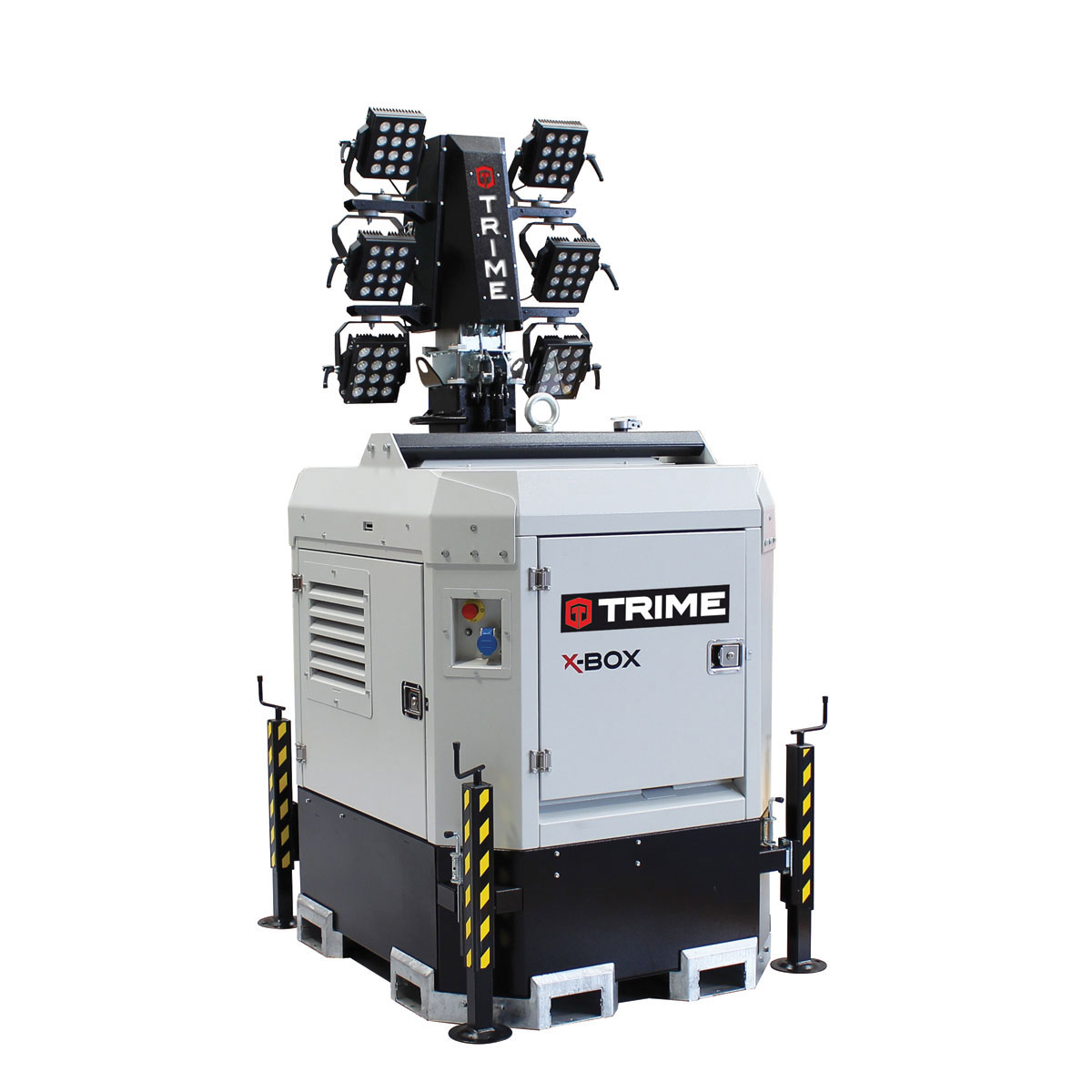 belysningsmast-led-x-box-6x150W-48V-stangd