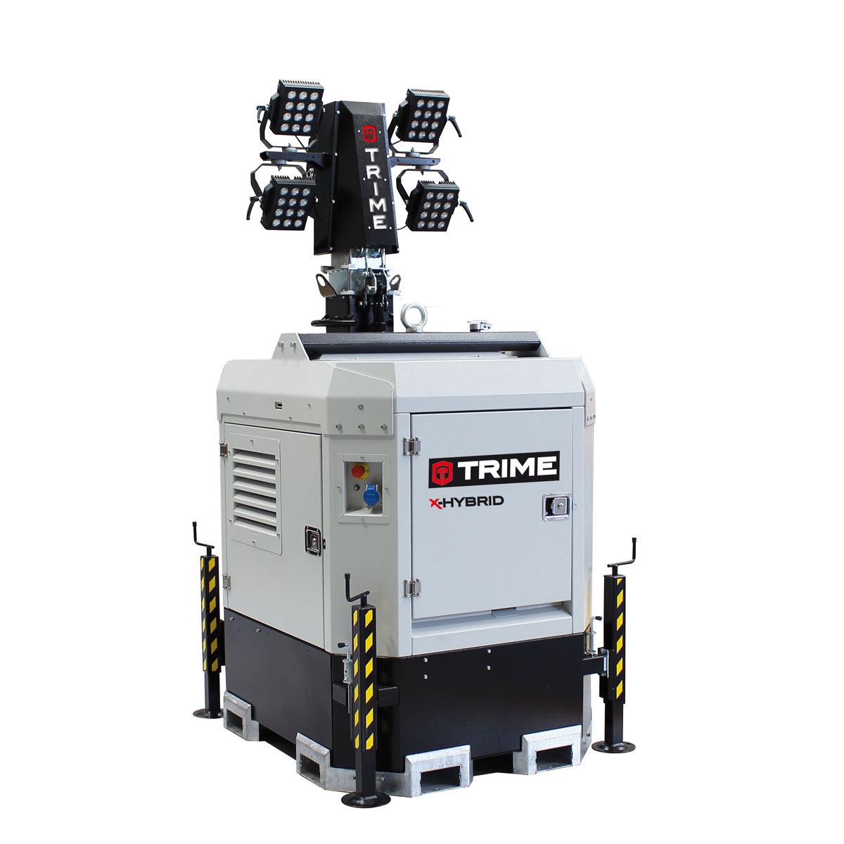 belysningsmast-led-x-hybrid-4x150W-stangd