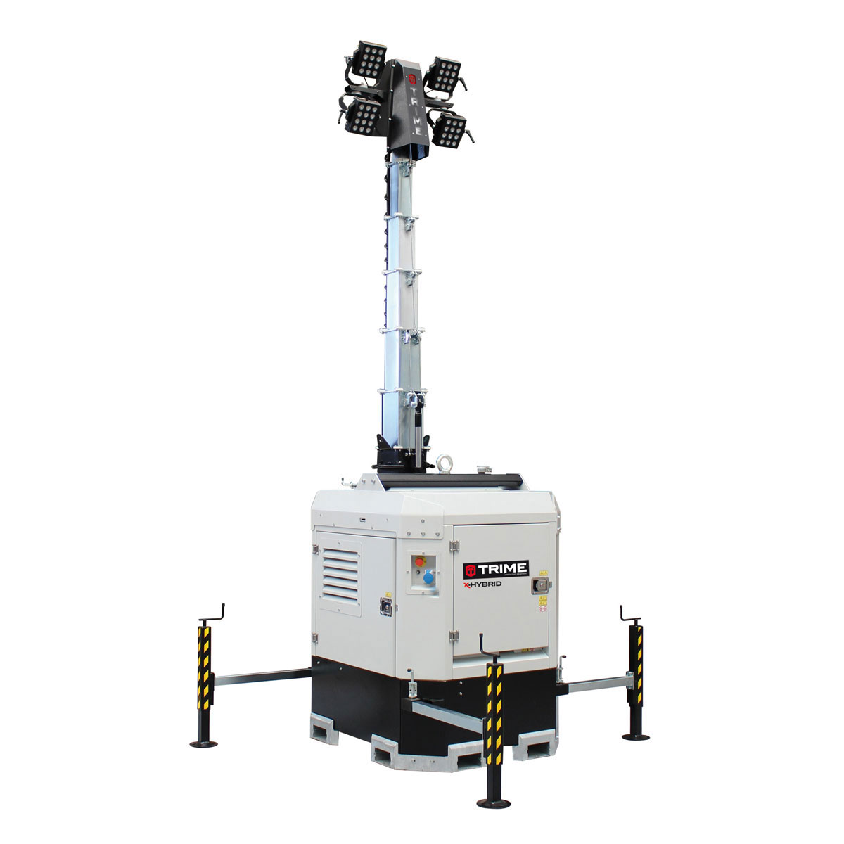 belysningsmast-led-x-hybrid-4x150W