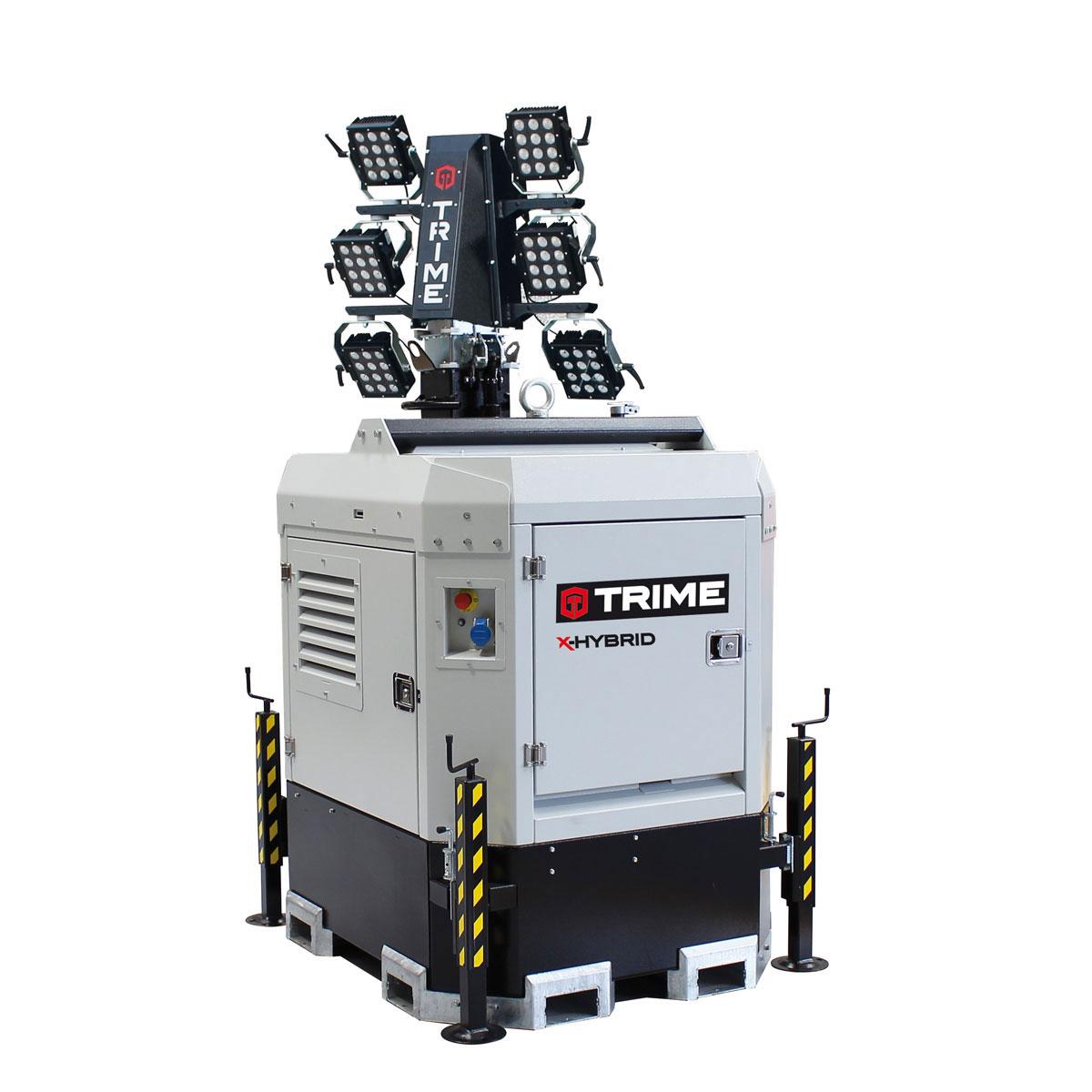 belysningsmast-led-x-hybrid-6x150W-stangd