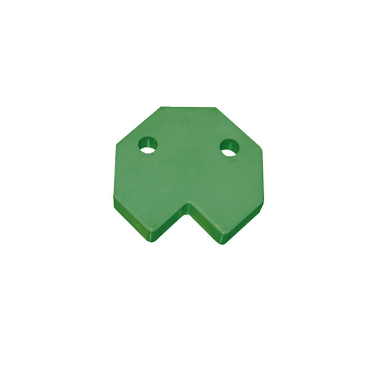 styrflans-hardplast