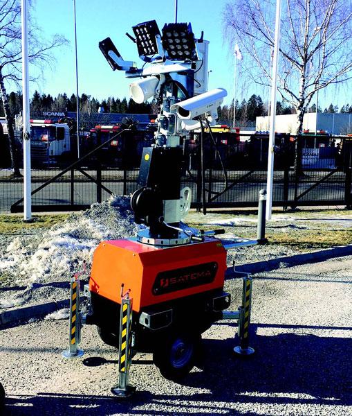 kameravagn-for-overvakning-av-byggarbetsplatsen
